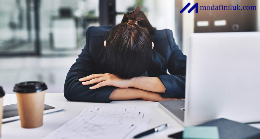 Falling Asleep At Work? Buy Modalert Online