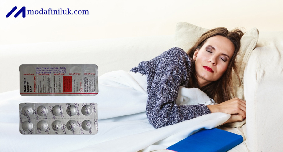 For Extra Alertness and Wakefulness Take Modvigil