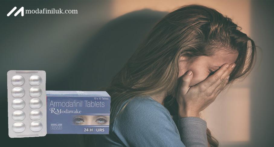 To Feel Awake Take Armodafinil 150mg Tablets