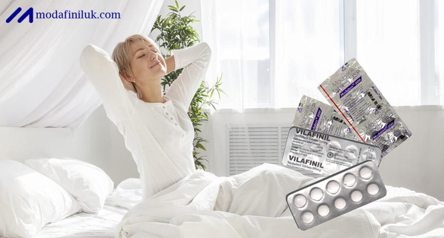 To Feel Energised Take Modafinil 200mg Online