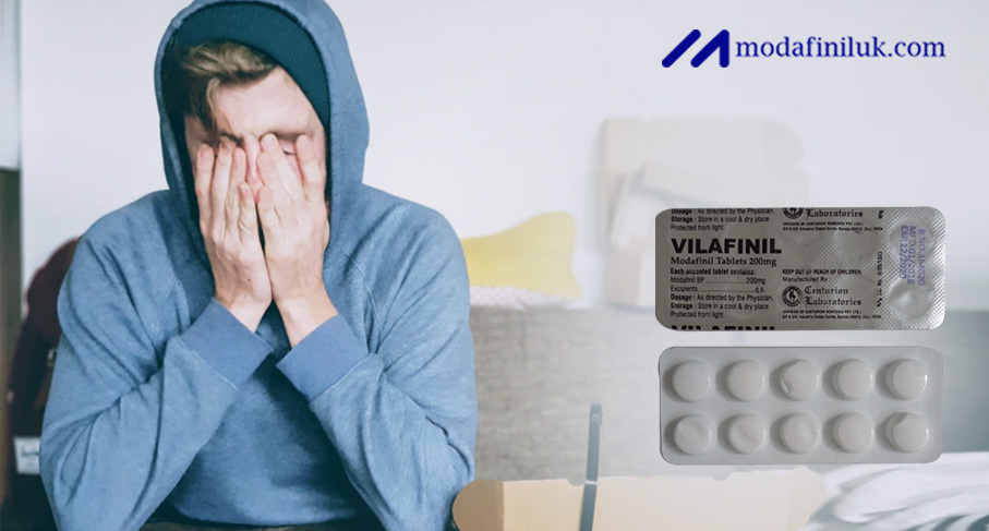 If You Are Exhausted, Take Vilafinil Tablets