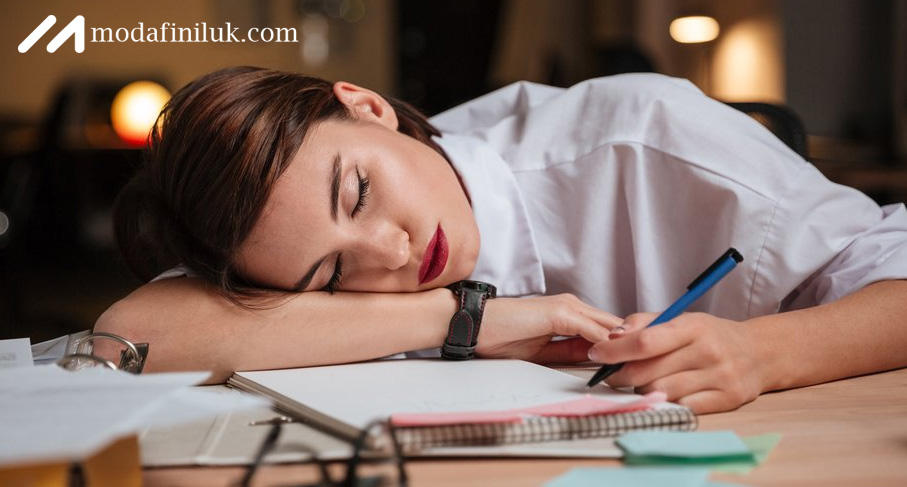 Tired of Feeling Sleepy? Buy Armodafinil Online